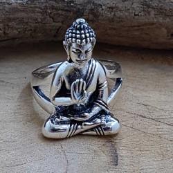 Bague bouddha