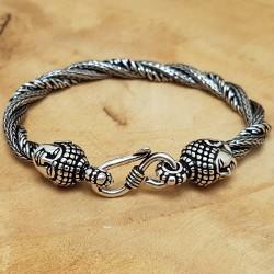 Snake Bouddha Eternel