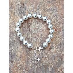 Bracelet Boules 10 mm
