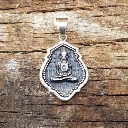 Pendentif Bouddha argent 925