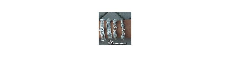 Bracelet Snake argent 925